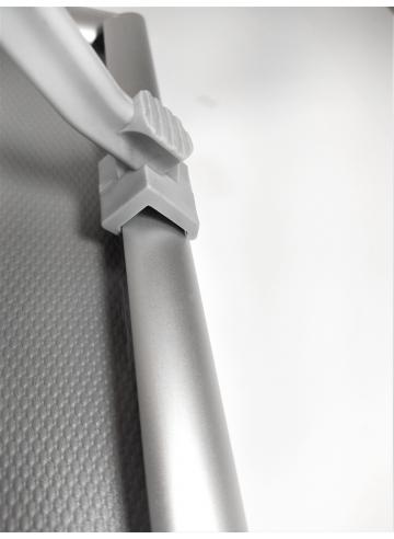aluminium snäppram security a3 vägg 32mm hävstång