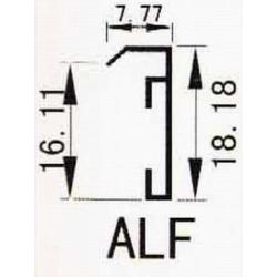 A4 Aliminiumram Standard