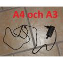 Ljuslådor A4 A3 och A2
