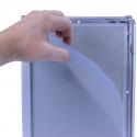 Snäppram med 20 mm bred ram