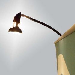 Lampa till Rollup