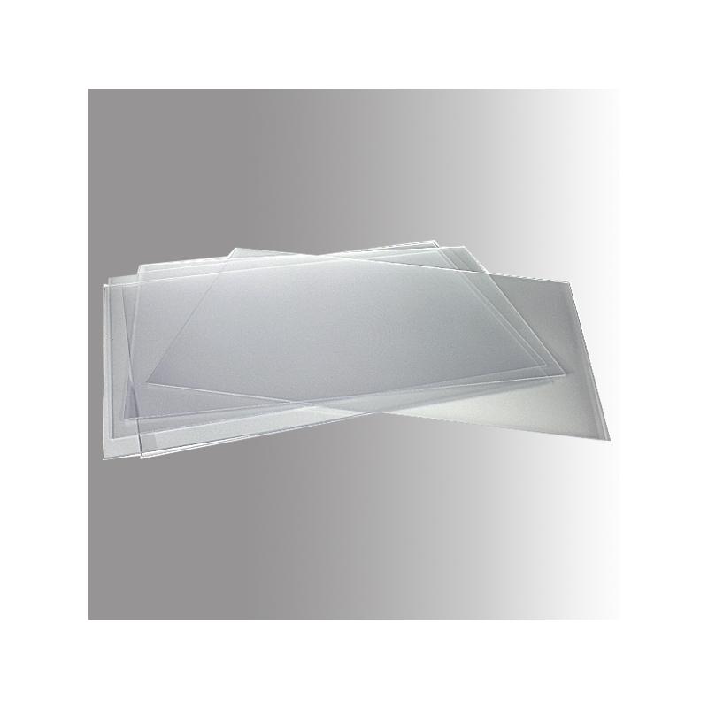 Frontplast till aluminiumram