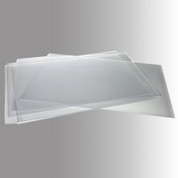 Frontplast till snäppramar
