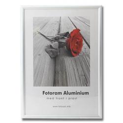 Aluminium ram A4 A3 A5 slim silver