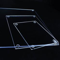 Plexiglasskiva